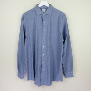 Purple Label Button Up Regular Fit Dress Shirt